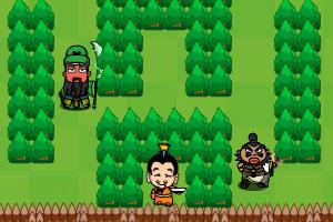 《三国大乱斗》游戏画面1