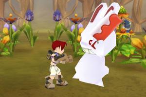 《打倒哈比兔》游戏画面1