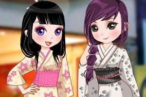 《日本寿司女孩》游戏画面1