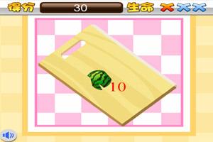 《水果快刀3》游戏画面1