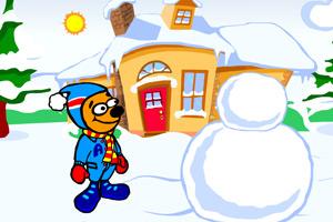 《阿飞玩雪》游戏画面1