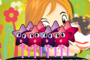 《好吃棒棒糖》游戏画面1
