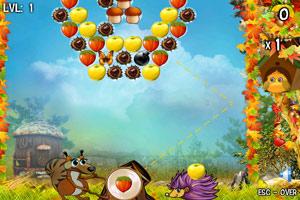 《水果大炮》游戏画面1