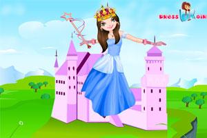 《空中公主》游戏画面1