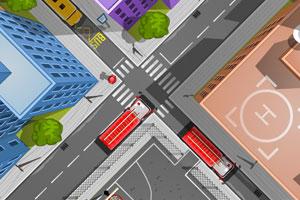 《交通指挥》游戏画面1