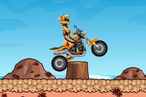 《摩托车娱乐体验》游戏画面1