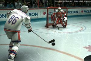 《职业冰球手》游戏画面1
