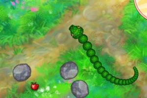 《翡翠蛇宝宝》游戏画面1