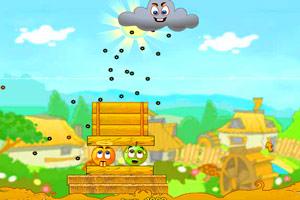 《保护橙子自制版》游戏画面1