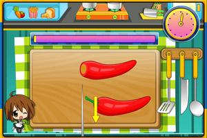 《亚洲式柠檬鸡》游戏画面1