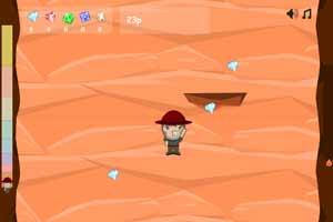 《砖石火山》游戏画面1