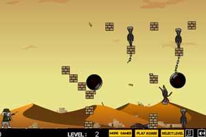 《让傻兔子飞3变态版》游戏画面1