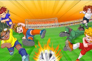 《功夫足球中文版》游戏画面1