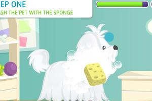 《可爱宠物护理店》游戏画面1