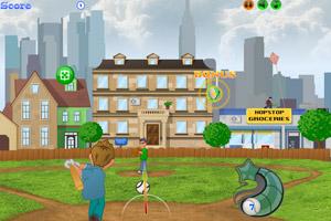 《击球砸窗户选关版》游戏画面1