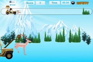 《喀什米尔鹿生存》游戏画面1