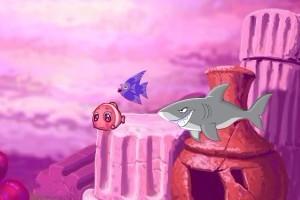 《小鱼冒险记2012》游戏画面1