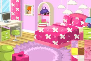 《露西的可爱卧室》游戏画面1