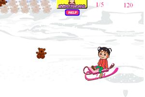 《莉莉去滑雪》截图1