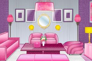 《情人节红粉家园》游戏画面1