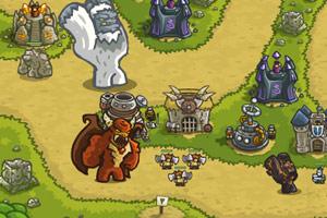 《皇家守卫军1.072超级变态版》游戏画面1
