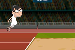 《极限跳远比赛》游戏画面1