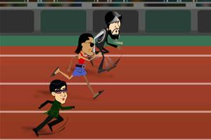 《田径比赛》游戏画面1