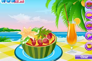 《果缤纷沙拉》游戏画面1