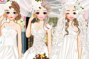 《纯白新娘》游戏画面1