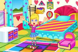 《粉红色新卧室》游戏画面1