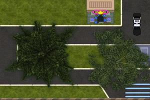 《帮警察叔叔停车》游戏画面1