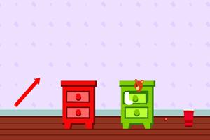 《小球进筐》游戏画面1
