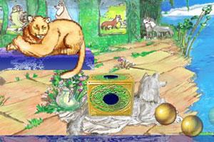 《调皮猫普米》游戏画面1
