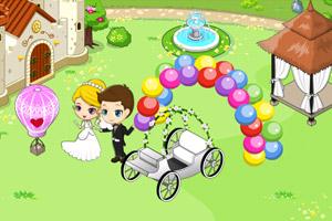 《我的浪漫婚礼》游戏画面1