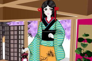 《日本娃娃》游戏画面1