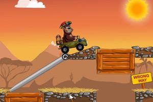 《大猩猩驾驶员》游戏画面1
