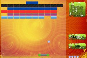 《悠闲打砖块》游戏画面1