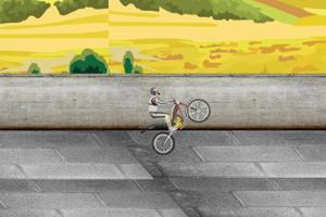 《摩托技巧之隐形障碍2》游戏画面1