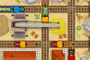 《指挥铁路》游戏画面1
