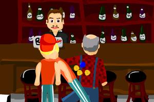 《酒鬼抢酒》游戏画面1