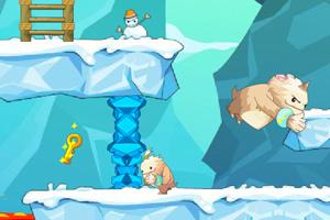 《北极父子兵》游戏画面1