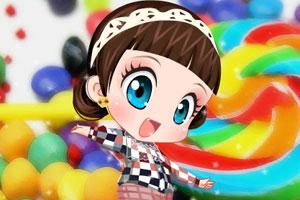 《甜美的女孩》游戏画面1