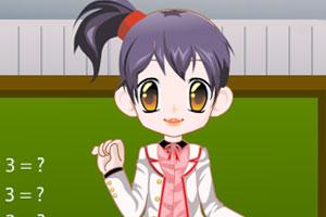《可爱小学生》游戏画面1