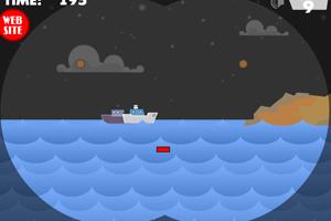 《潜艇袭击》游戏画面1