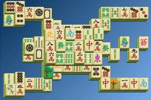《十二生肖麻将》游戏画面1