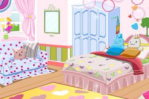 《我的可爱卧房》游戏画面1