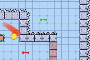 《被困的小球2》游戏画面1