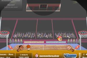 《大头篮球》游戏画面1