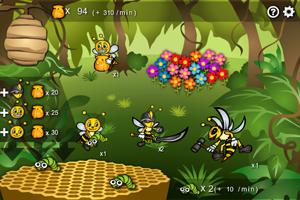 《蜜蜂帝国》游戏画面1