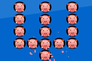 《猪猪消除》游戏画面1